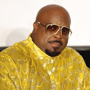 Singer, songwriter and rapper Cee Lo Green