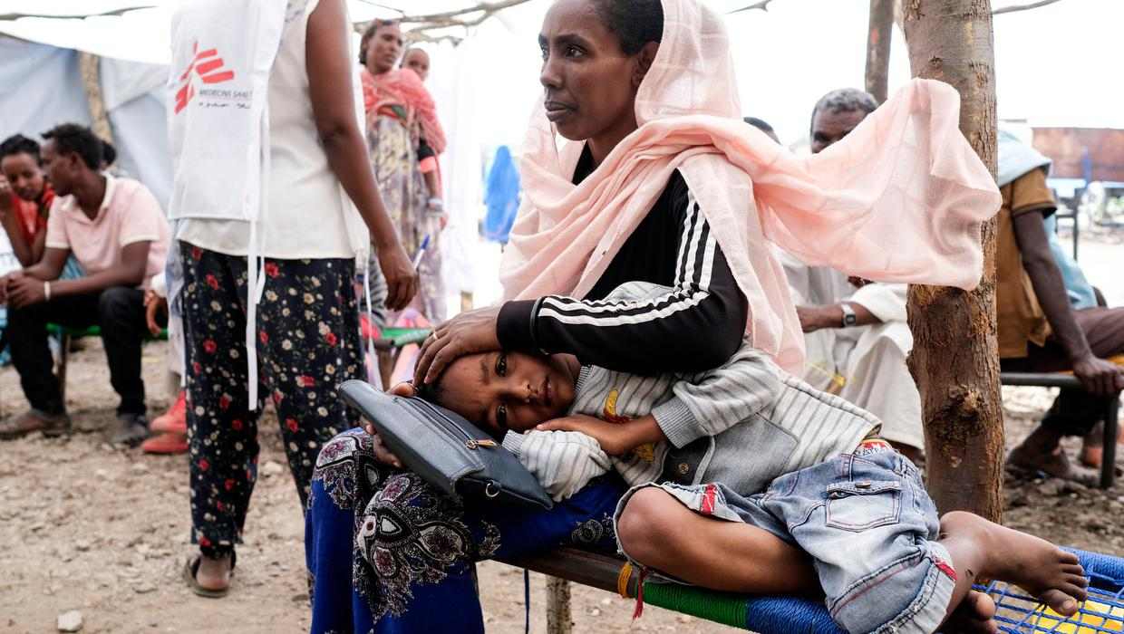 Fighting flares in Tigray as UN team comes under fire