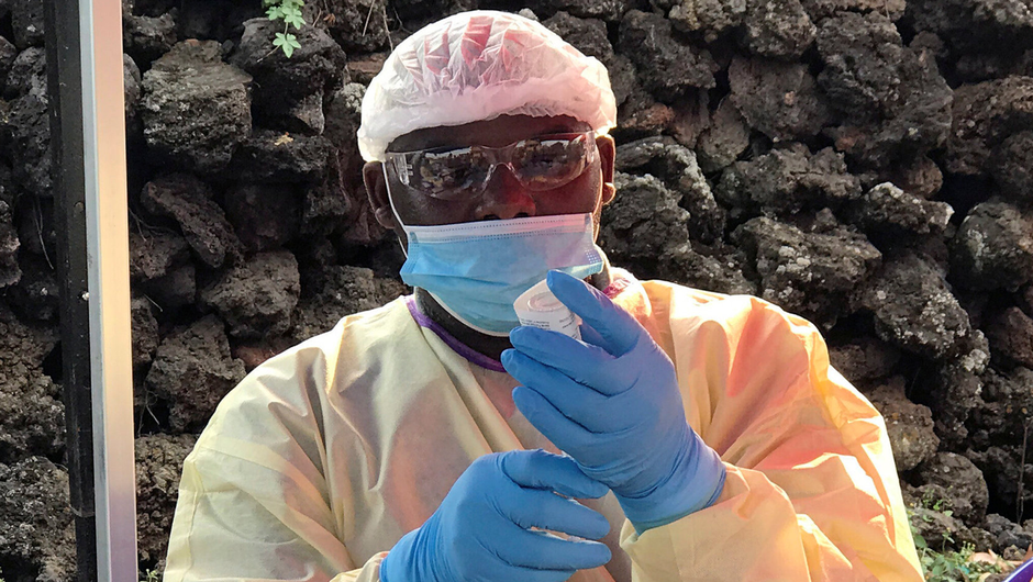 The virus is similar to Ebola, which has spread across West Africa on numerous occasions. Photo: Reuters.