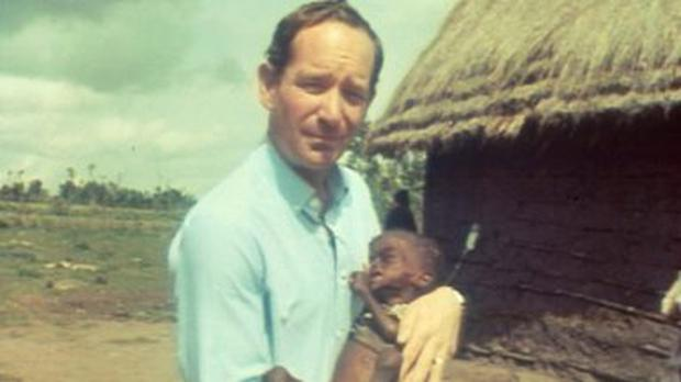 Michael Buerk's report from Ethiopia that inspired Bob Geldof to launch Band Aid