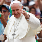 Pope Francis is on a four-day trip to the Baltic nations
