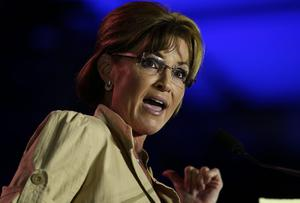 Former US vice-presidential candidate Sarah Palin has launched her own internet television channel