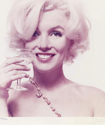 Photos of Marilyn Monroe from a limited-edition portfolio that is set to go on the block on September 10 in Philadelphia