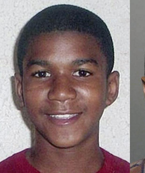 Trayvon Martin: killed by neighbourhood watchman