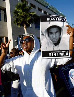 OUTRAGE: Zimmerman's acquittal of Trayvon Martin's murder in Florida has provoked fury