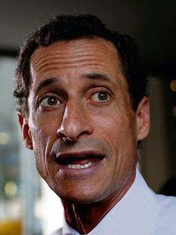 Anthony Weiner: flirting 'not addiction'