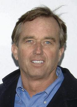 Robert Kennedy Jr: rated women from one to 10