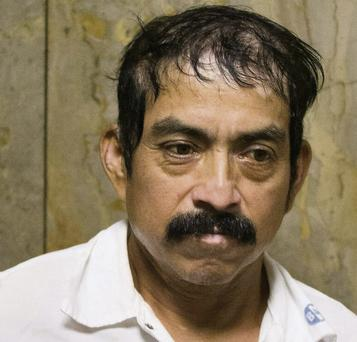 Conrado Juarez was charged with the murder of Anjelica Castillo, dubbed 'Baby Hope