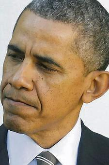 US President Barack Obama's government policy was criticised by the UN official.