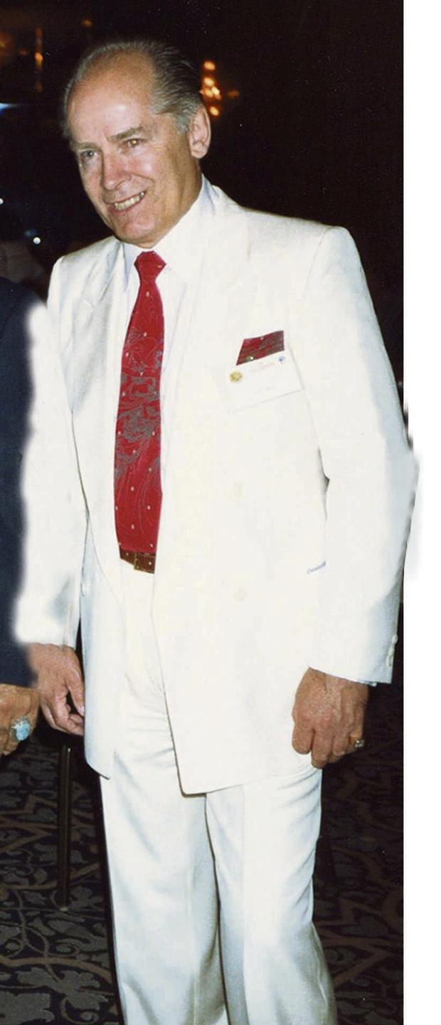 Mobster 'Whitey' Bulger in 1995