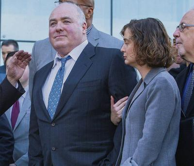 Michael Skakel, nephew of Ethel Kennedy, freed on bail after being in jail for 11 years.