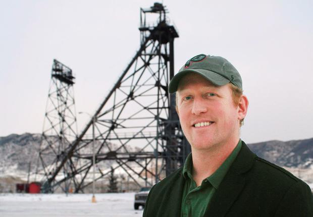 Rob O'Neill, who was on the Navy SEAL 6 team that killed Osama bin Laden. The Washington Post published a story on Thursday quoting O'Neill, as claiming to have fired the fatal shot that hit bin Laden in the forehead after he stormed into a room in bin Laden's house in Abbottabad (REUTERS/Walter Hinick)