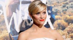 Reese Witherspoon, who stars in 'Wild'