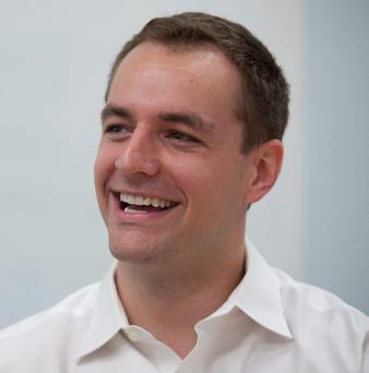 GEEK POWER: Robby Mook, the man with the plan