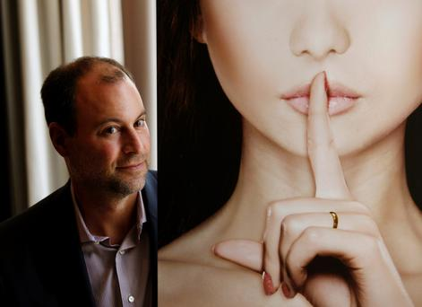 Ashley Madison founder Noel Biderman