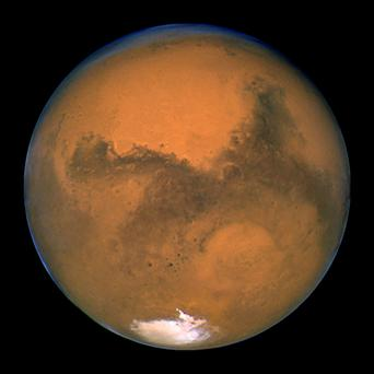 Microbial life 'could be there under the surface of Mars'