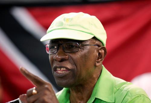 Jack Warner has said his lifetime ban is designed to draw attention away from FIFA's own woes