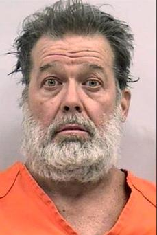 Colorado Springs shooting suspect Robert Lewis Dear