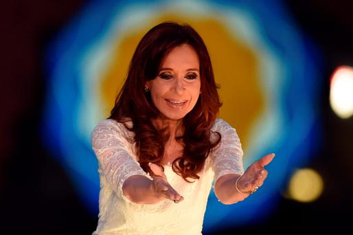 Christina Kirchner has left behind a deeply polarised Argentina after 12 years of rule by her and her late husband Nestor