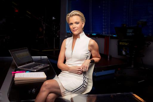 Megyn Kelly poses for a portrait in New York. Photo: AP