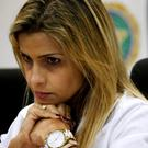 Police chief for crimes against minors Cristiana Honorato at a news conference on the gang rape