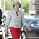 Smashing the glass ceiling: UK Prime Minister Theresa May