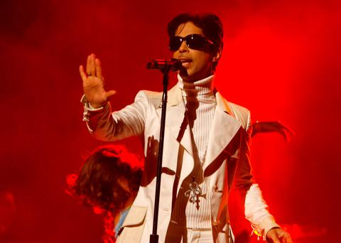 Prince died on April 21 of an accidental overdose. Photo: Getty