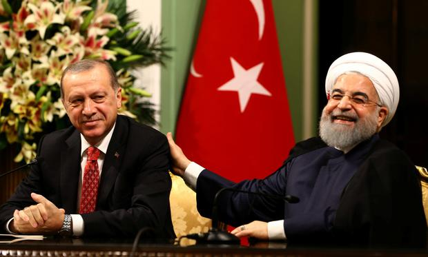 Iranian President Hassan Rouhani says he's not willing to renegotiate the nuclear deal. Photo: Reuters