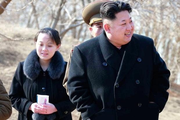 Kim Jong-un has alarmed the world with his missile testing. Picture: AP