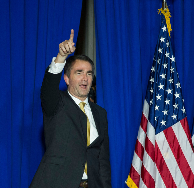 Virginia governor-elect Ralph Northam Photo: AP