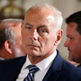 White House chief of staff John Kelly was involved in tussle. Photo: Reuters