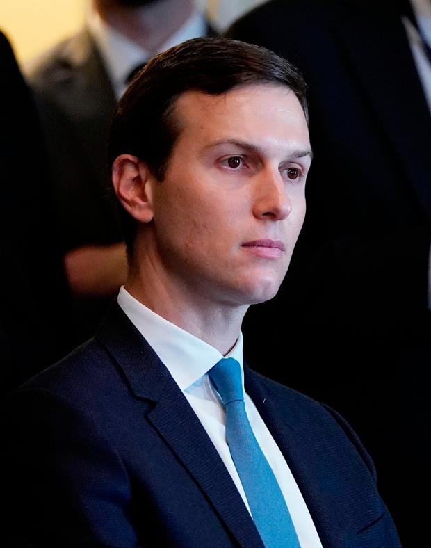Jared Kushner won't be viewing top-secret information