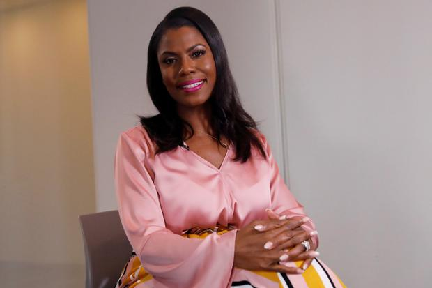 Omarosa Manigault Newman says Donald Trump is a 'racist'. Photo: Reuters