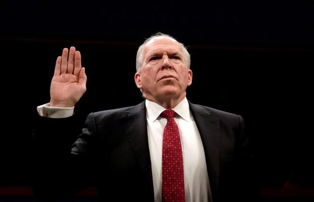 Former CIA director John Brennan. Photo: Reuters