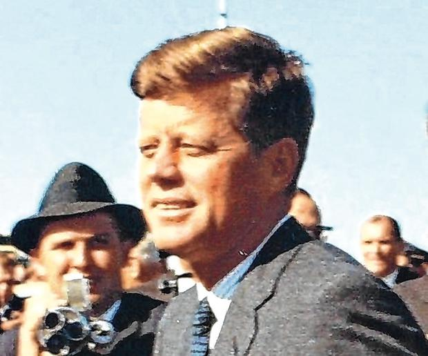 The 25th amendment was instituted after the death of JFK