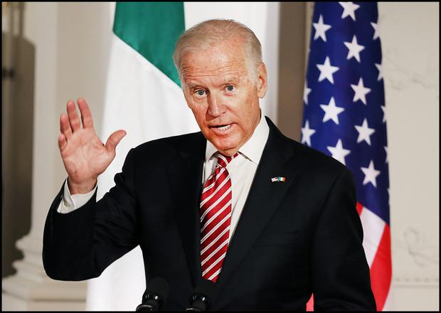 Former vice president Joe Biden is expected to run for the White House