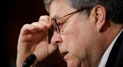 U.S. Attorney General William Barr. Photo: Reuters/Aaron P. Bernstein