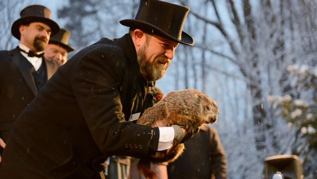 Groundhog Day predictions agree on an early spring