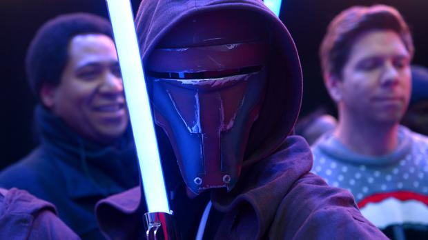 MP Jess Phillips called for a better understanding of autism, saying the Star Wars character Kylo Ren could be autistic
