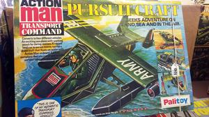 An Action Man toy that was stored by former Palitoy salesman Doug Carpenter, which has been auctioned at Vectis Auctions in Teesside