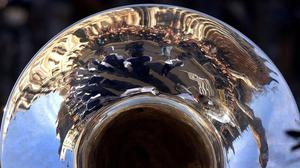 The Black Dyke Band was thrown out of the Yorkshire Regional Championships for fielding an unregistered player