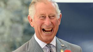 The Prince of Wales has recorded a comic tribute to the Australian programme