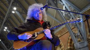 Brian May asked Craig Weir to perform alongside Queen at a Glasgow concert