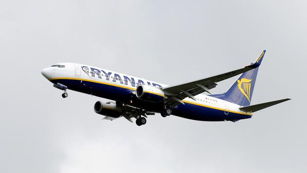 Ryanair wanted to charge £220 to change a name on a flight booking