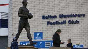 Thomas Fielding, nine, asked for the Bolton job after the struggling club parted company with Dougie Freedman last month