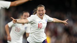 Fran Kirby emulated Gianfranco Zola with her latest goal (Andrew Matthews/PA)