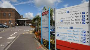 The surgery was carried out at Morriston Hospital in Swansea