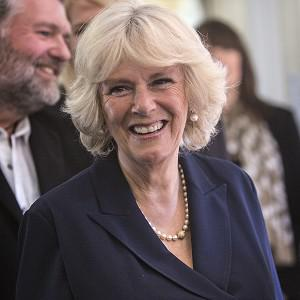 The Duchess of Cornwall has revealed one of her favourite foods is raw peas