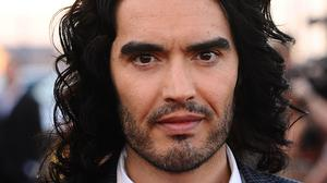 It was thought Russell Brand would be at the book club meeting