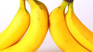 'There's bound to be a world shortage of bananas at this rate of baking. Monkeys are falling off the trees with hunger, and rooms in the house are narrowing every day with all the coats of paint.' Stock photo
